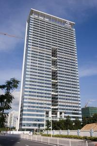 公司办公楼-安联大厦1