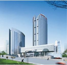 莱钢集团办公大楼