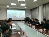 孙明高董事长一行应邀到潍坊安丘市考察交流